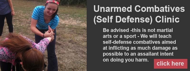 unarmed-combatives-self-defense-clinic
